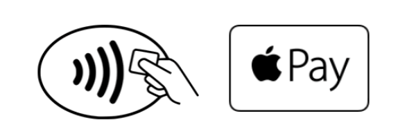 Symbol of Apple Pay