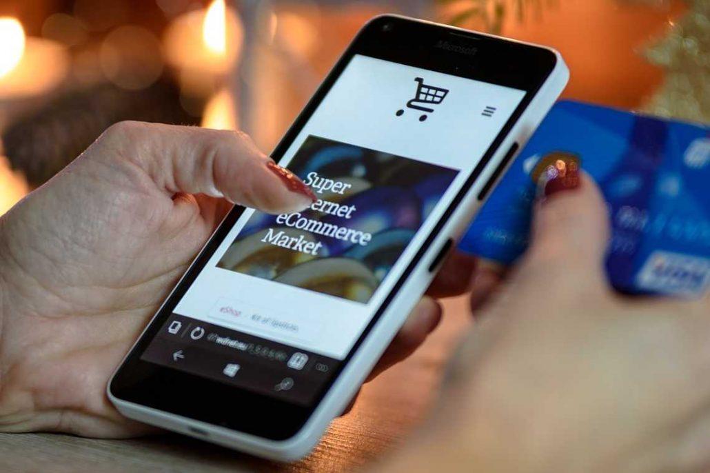 e-shopping in Hong Kong