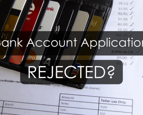 Hong Kong Bank Account Opening got Rejected?