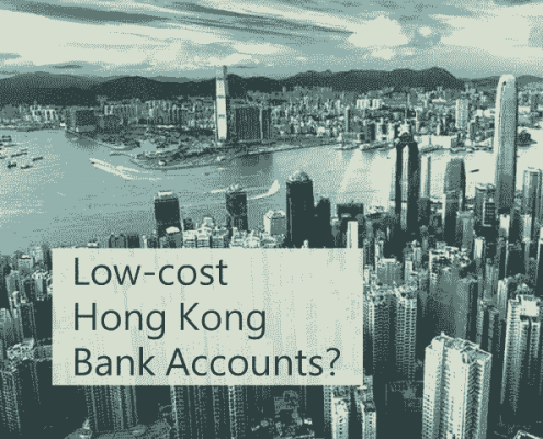 Hong Kong Bank Account Opening in Hong Kong