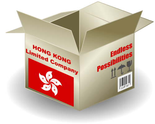 hongkong-limited-company-as-cardboard-box-min