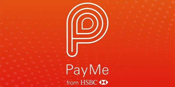 PayMe P2P payment from HSBC