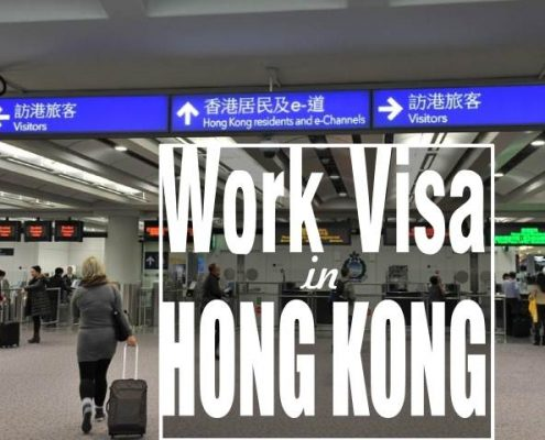 Hong Kong Work Visa for Expats