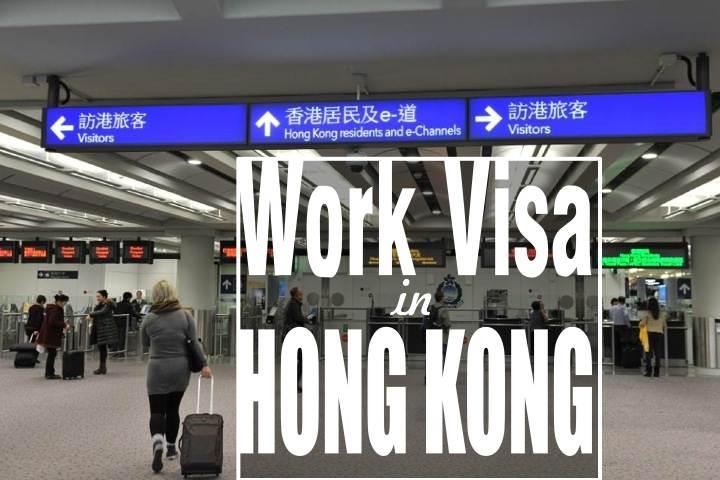 Hong Kong Work Visa for Expats